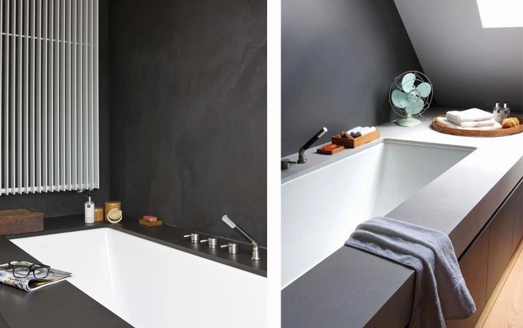 Schilder- en plamuurwerken Tom Plancke - Badkamers